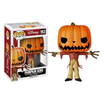 "The Nightmare Before Christmas ""Pumpkin King"" Jack Skellington Pop! Disney Figures by Funko"