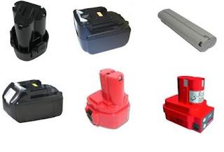 Baterije za aku elektro alate