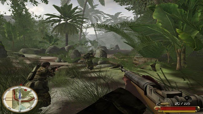 The Hell in Vietnam PC Gameplay