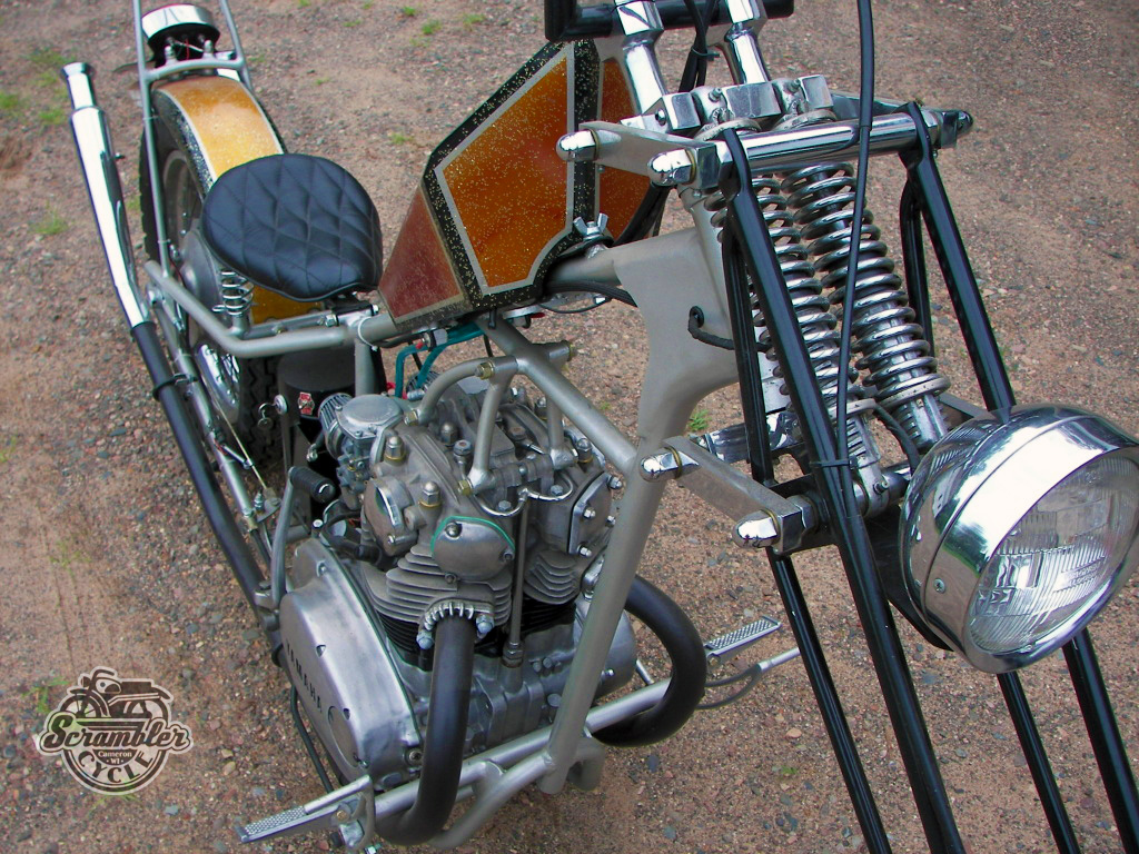vintage chopper part
