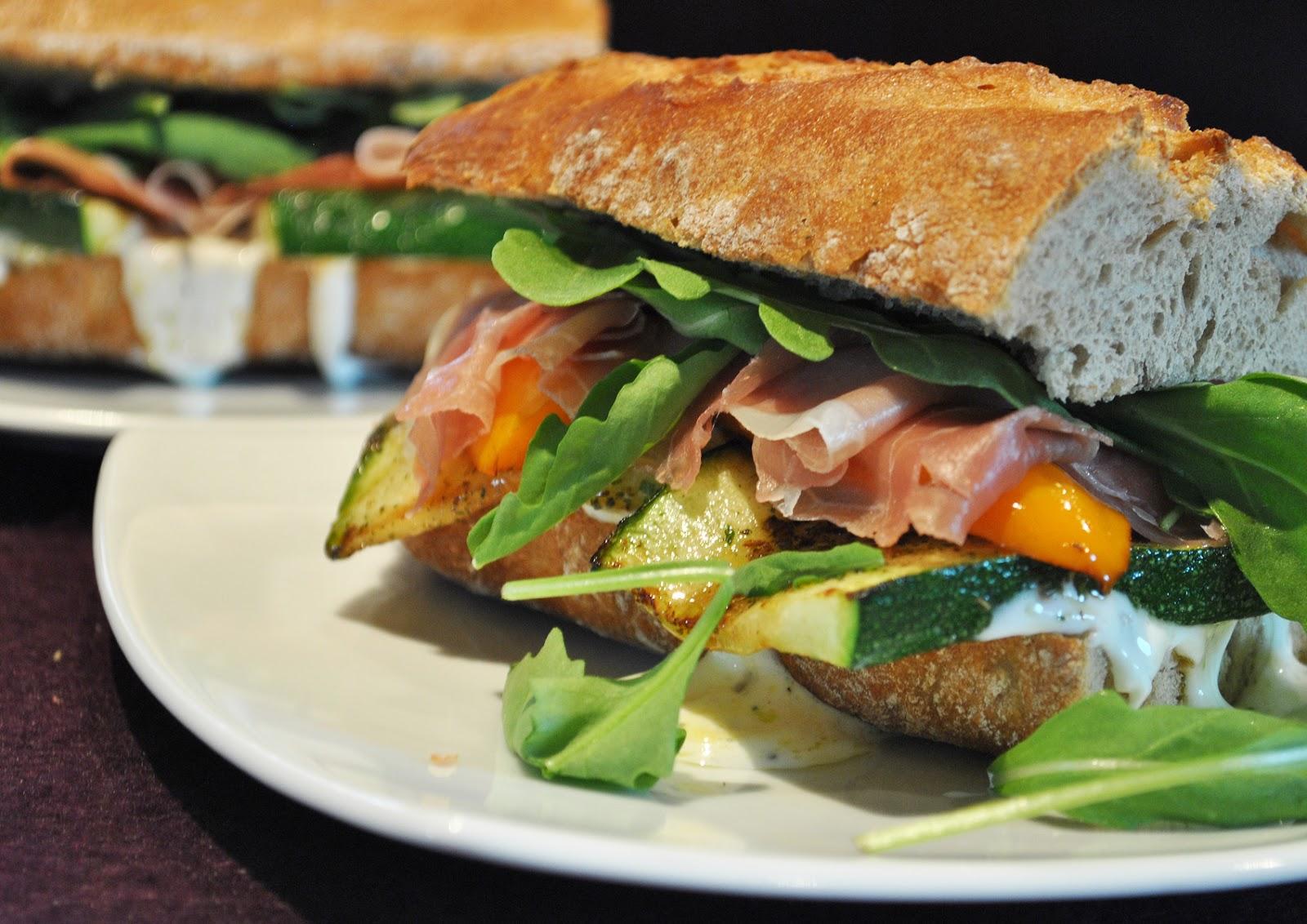 Antipasto Baguette Sandwich Recipes — Dishmaps