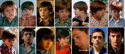 Así creció Carlitos de Cuéntame en 14 temporadas, 12 años