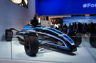 Formula Ford Racer