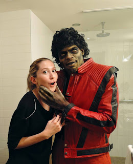Michael Jackson Thriller Video Costume