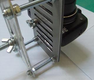 Camera Plates for DIY DSLR Syeadicam