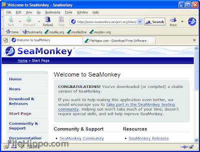 SeaMonkey 2.19 Free Download