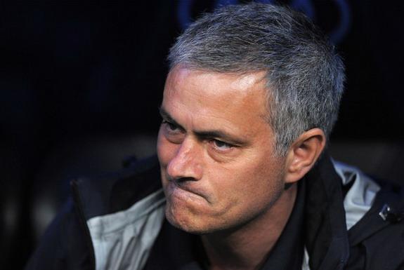 José Mourinho failed to win a major trophy with Real Madrid last season