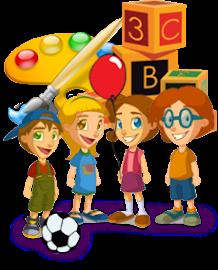 Jugar y aprender los colores y circulo crom tico for Aprendiendo y jugando jardin infantil
