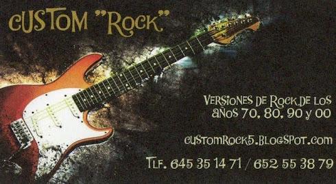 Contactos: Custom Rock