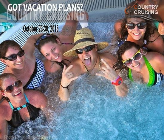 The BEST Country Cruise Ever! - Party with your friends - 2015
