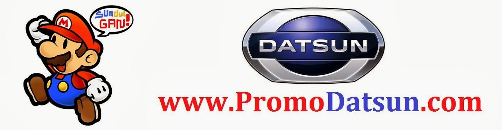 Promo Datsun