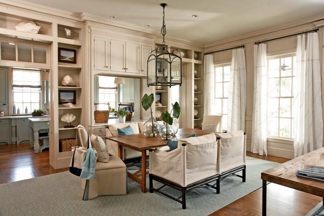 Dining Room Furniture Beach House Black White Design Ideas
