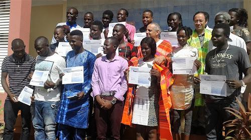 Voluntário na Guiné 12: Adeus, Bissau!
