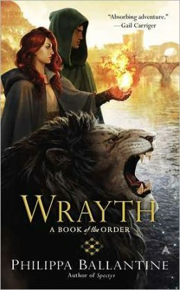 Wraith by Philippa Ballantine (Book of the Order #3)