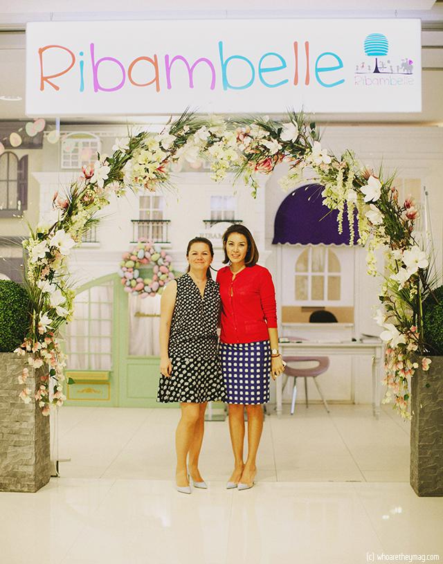 Основатели ресторана «Рибамбель» — Юлия Федоришина и Ойгуль Мусаханова