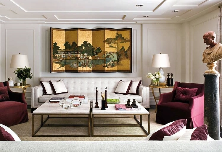 classic chic living rooms a definition of style house