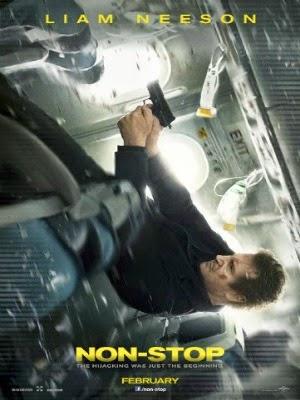 Phim Phiêu Lưu - Hành Động Không Dừng Lại  - Non-Stop - 2014