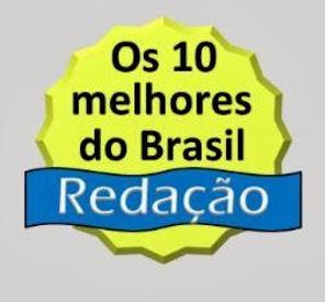 """Selo Concedido ao """"Redafácil"""" pelo InfoEnem"""