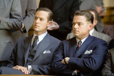 J. Edgar the Movie.