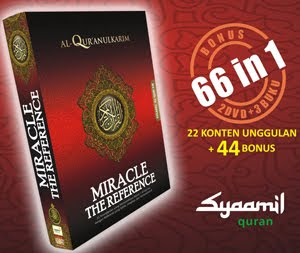 Alquran Miracle the Reference 66 in 1