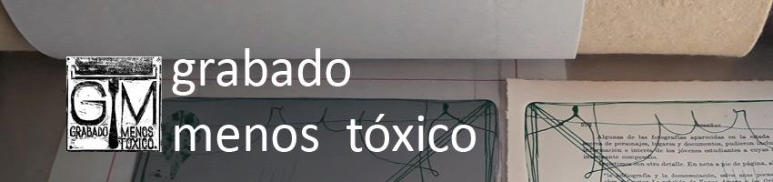 Grabado menos tóxico
