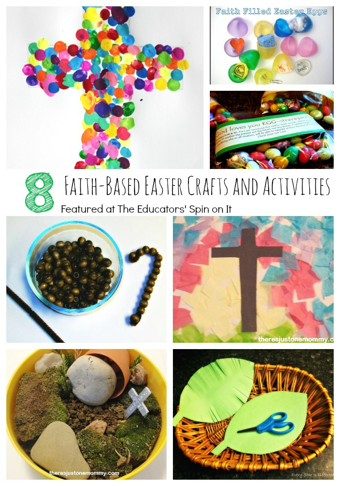 The Educators' Spin On It: 8 Faith Based Easter Crafts and ...