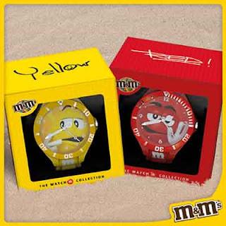 orologio M&M's