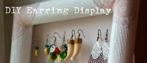 http://aneniine.blogspot.com/2014/03/diy-earring-display.html