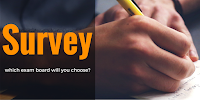 survey - which exam board will you choose?  - gcse - a-level - teacher and musician