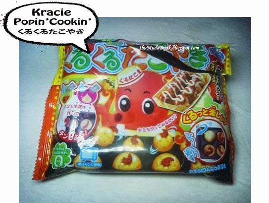 Kracie Popin' Cookin' Kurukuru Takoyaki