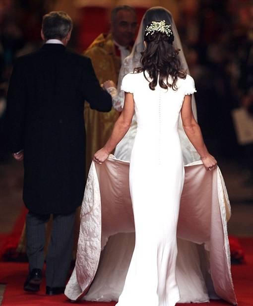 Gaun Pengantin Kate Middleton
