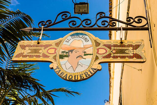 Kartki z podróży - Teneryfa - Santa Cruz