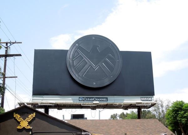 Marvels Agents of SHIELD teaser billboard