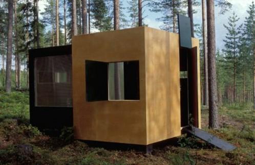 Construalia summer container refugio prefabricado de madera - Prefabricados de madera ...