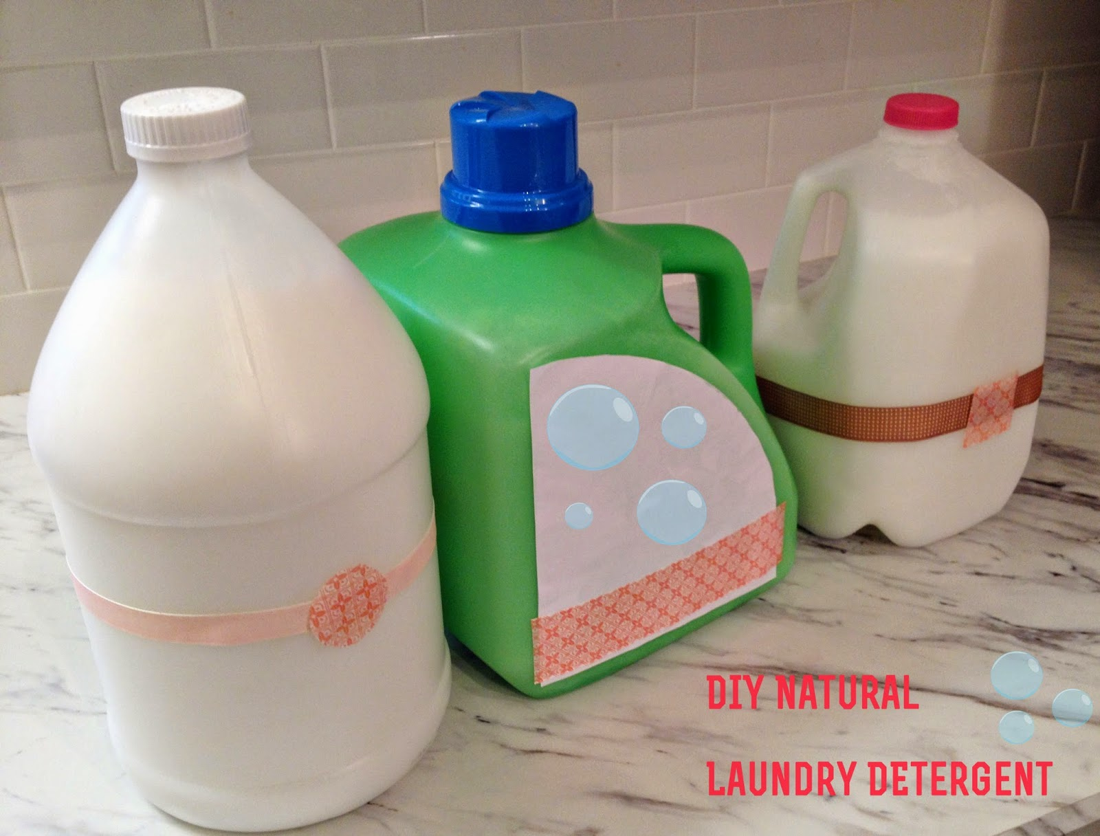 the yuca diaries: diy natural laundry detergent
