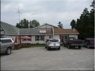Carol's & Earl's Restaurant & Farmer's Market in South Baymouth, Ontario