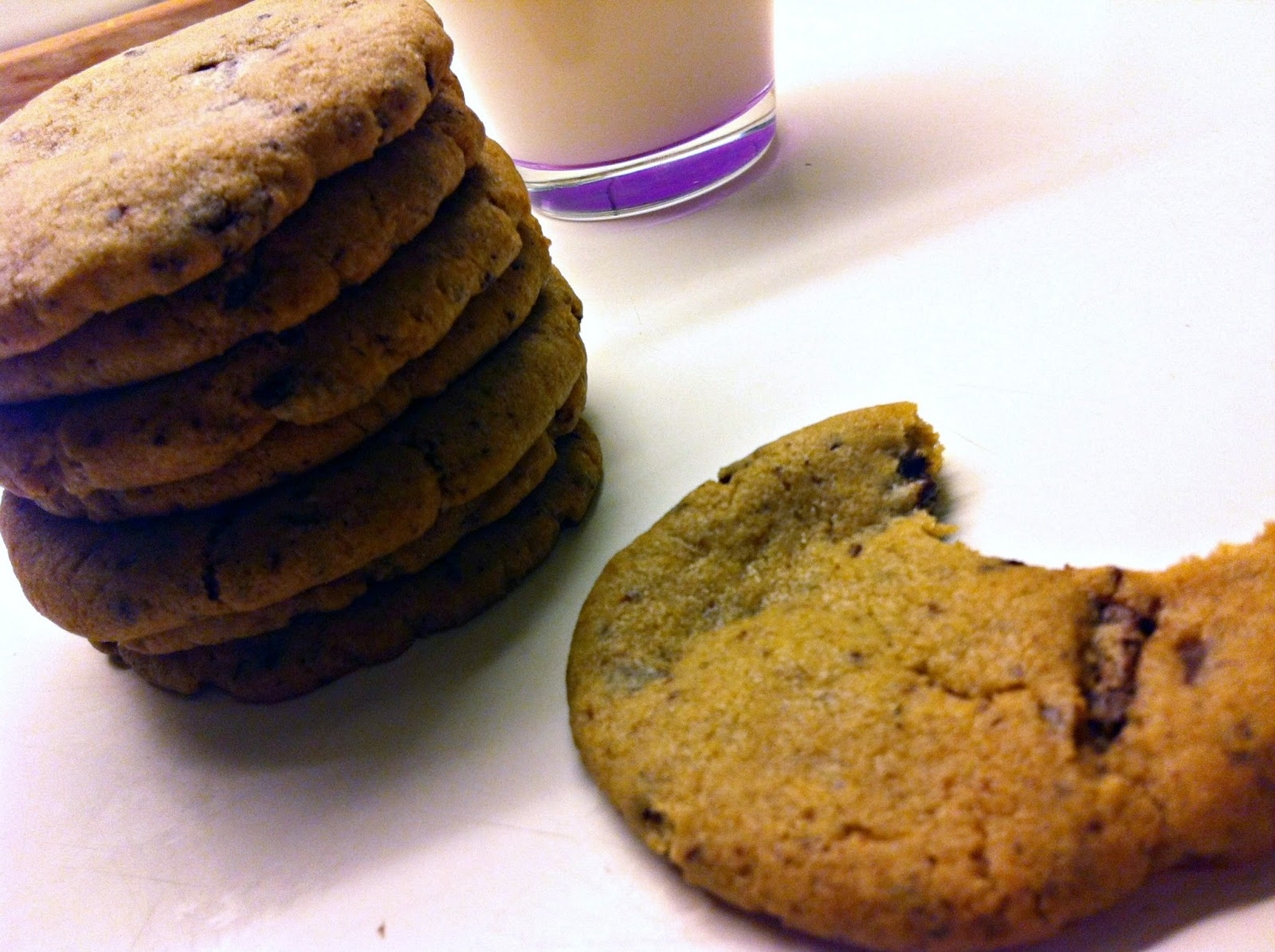 Chocolate chip cookies=