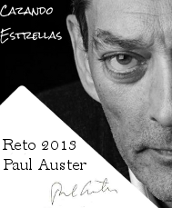 Reto 2013: Paul Auster