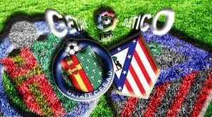 Prediksi Skor Getafe vs Atlético Madrid 27 Oktober 2014