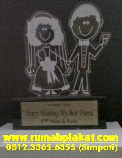Contoh Desain plakat Wedding, Plakat Wedding unik, Pesan plakat Wedding, 0856.4578.4363 (IM3)