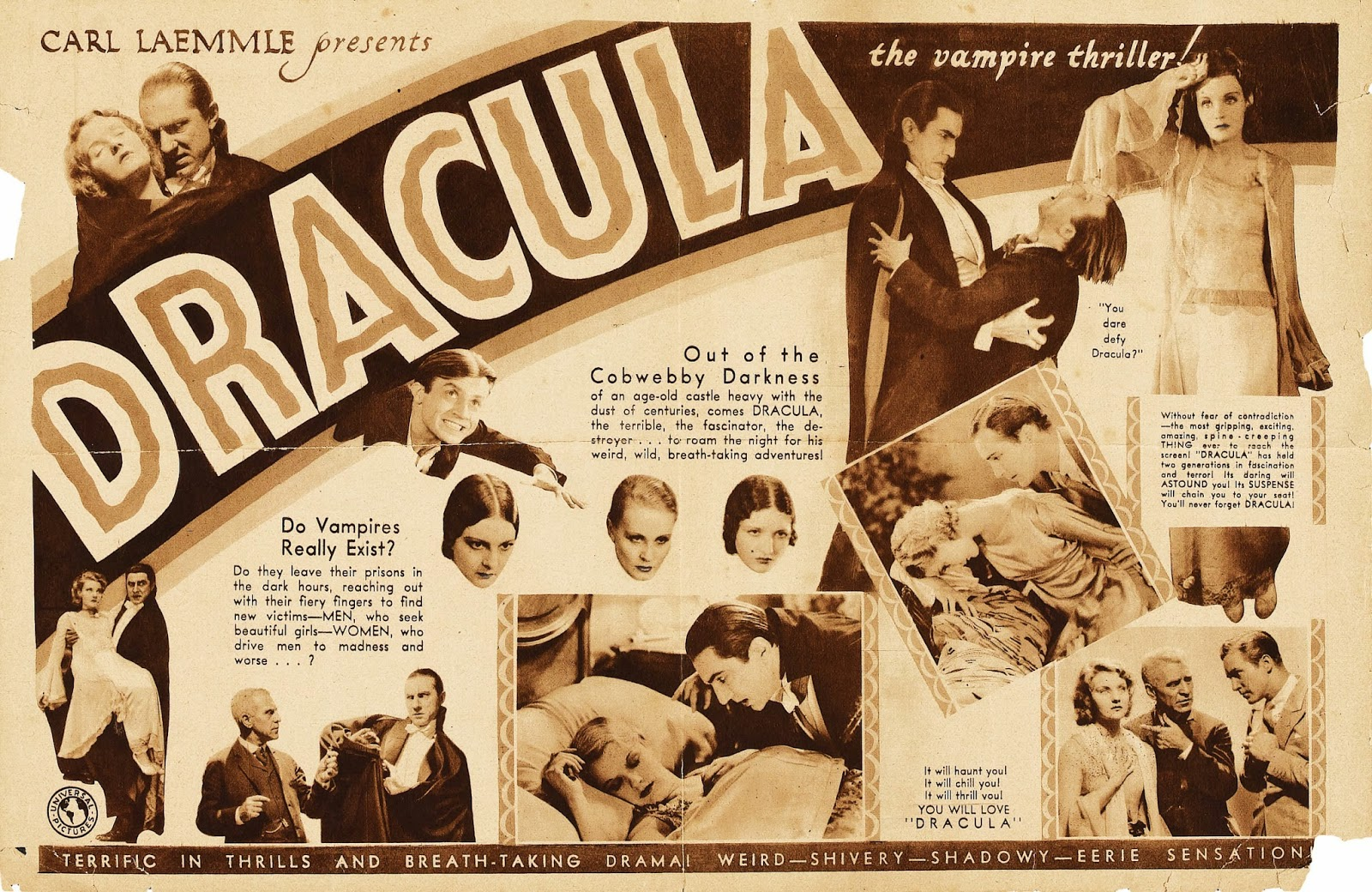an analysis of the differences between the dracula and nosferatu movies At 3 minutes into the film, a clip from nosferatu, eine symphonie des grauens ( 1922) is  in search of dracula with jonathan ross (1996) (tv movie)  the  movie starts on a montage of different scenes of the actual film  monster vision:  a history and analysis of horror cinema (2016) (short.