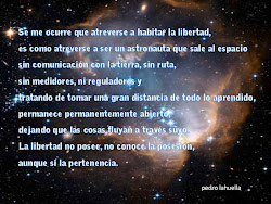 Se me Ocurre - Video Poema de Pedro Lahuella