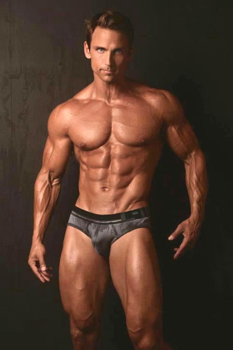 guy muscular