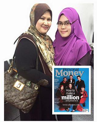 Bersama Multimillinioire CDM Siti Rohanna Yussoff