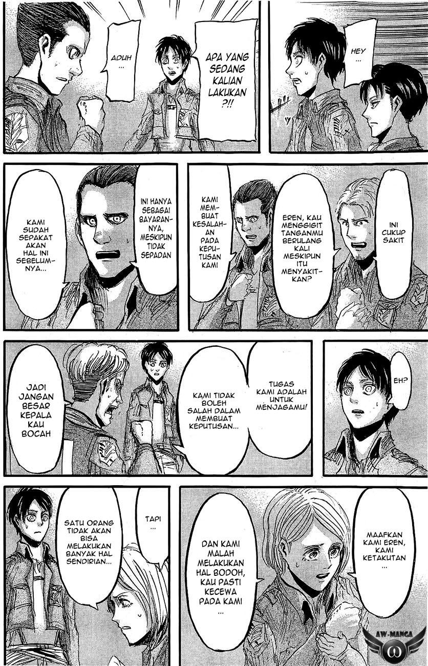 Shingeki no Kyojin Chapter 26-19
