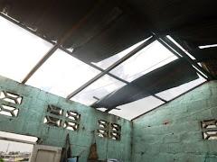 10 viviendas afectadas por fuertes precipitaciones en El Vigía