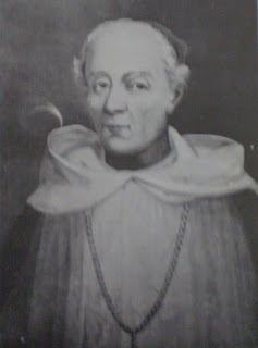 'Fray Justo Santa María de Oro' (1772-1836),fotografía tomada de 'Historia Argentina' de Diego Abad de Santillán, Wikipedia