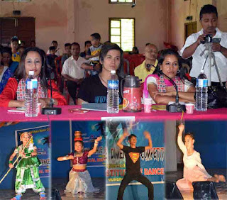 Rudranna Dance Dimension Competition by Sumikal institute of dance