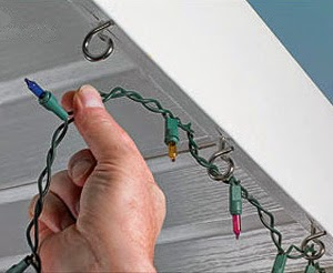an error occurred - Christmas Lights Hangers