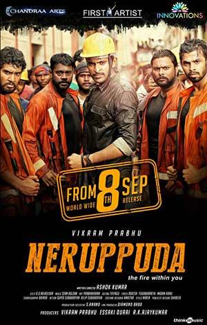 Fire Man Surya (Neruppu Da) 2017 Hindi Movie DTH 720p